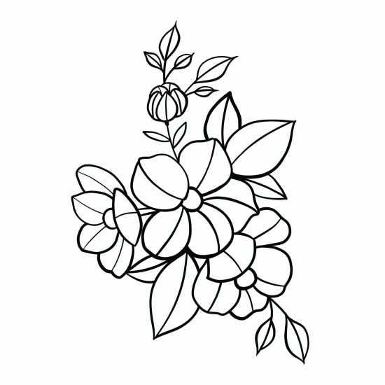 Free coloring page social distancing